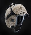 View Helmet, Flying, Type HGU-84/P, United States Marine Corps digital asset number 2