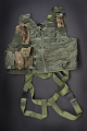 View Vest, Survival, Type CMU-33/P22P-18, United States Marine Corps digital asset number 0