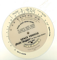 View Slide Rule, Space Vehicle Pocket Designer digital asset number 0