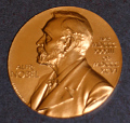 View Medal, Nobel Prize, Physics, 2006, John Mather, replica digital asset number 3