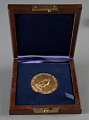 View Case, Medal, Bradford Washburn Award (and case), Sally Ride digital asset number 1