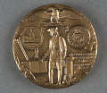 View Medal, Executive Women in Government, Sally Ride digital asset number 2