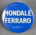 View Button, Mondale-Ferraro, Sally Ride digital asset number 1