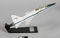 View Model, T-38 Training Aircraft, 1:40, Sally Ride digital asset number 1