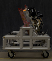 View Spectrograph, Middle Atmosphere High Resolution Investigation (MAHRSI) digital asset number 4