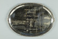 View Tray, Commemorative, Indian Space Research Organization to Arthur C. Clarke digital asset number 0