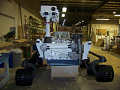 View Model, Mars Science Laboratory, Mars Rover Curiosity digital asset number 1