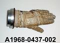 View Glove, Left, G4-C, Gemini 10, Collins, Flown digital asset number 1
