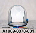 View Helmet, Pressure Bubble, Borman, Apollo 8 digital asset number 1