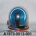 View Helmet, Pressure Bubble, Lovell, Apollo 13 digital asset number 1
