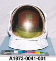 View Helmet, EV, Aldrin, Apollo 11 digital asset number 4