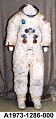 View Pressure Suit, A7-L, Cernan, Apollo 10, Flown digital asset number 1