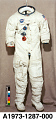 View Pressure Suit, A7-L, Young, Apollo 10, Flown digital asset number 7
