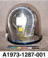 View Helmet, Pressure Bubble, Young, Apollo 10 digital asset number 5