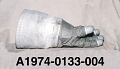 View Glove, Right, A7-LB, Extravehicular, Apollo 17, Cernan, Flown digital asset number 5