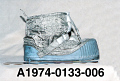 View Boot, Right, Lunar Overshoe, Cernan, Apollo 17, Flown digital asset number 12