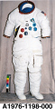 View Pressure Suit, A7-LB, Pogue, Skylab 4, Flown digital asset number 2