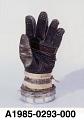 View Glove, Left, Mercury, Grissom, Training digital asset number 2