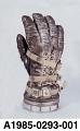 View Glove, Right, Mercury, Grissom, Training digital asset number 1