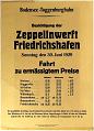 View Bodensee-Toggenburgbahn Besichtigung der Zeppelinwerft Friedrichshafen digital asset number 0