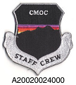View Insignia, CMOC Crew, United States Air Force digital asset number 1