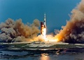 Apollo 16 Liftoff