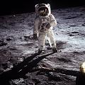 Apollo 11: Buzz Aldrin on the Moon