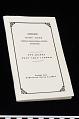 View Cherokee Hymn Book (Reprint) digital asset number 0
