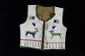 """View Vest with figures and the name """"Two Strike"""" digital asset number 0"""