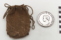 View Franklin Pierce peace medal (dated 1853) and pouch digital asset number 1