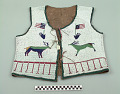 """View Vest with figures and the name """"Two Strike"""" digital asset number 2"""