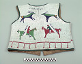 """View Vest with figures and the name """"Two Strike"""" digital asset number 3"""