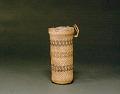 View Basket-covered vase digital asset number 0