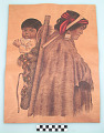 View Woman Carrying Child on Cradleboard digital asset number 0