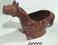 View Incense burner/Incensario in the form of a puma digital asset number 1