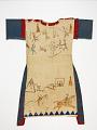 View Dress painted with men's battle exploits digital asset number 2