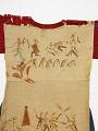 View Dress painted with men's battle exploits digital asset number 5
