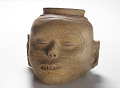 View Vessel in the form of a human head digital asset number 4