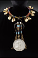 View Necklace with Andrew Jackson peace medal digital asset number 0