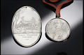 View George Washington peace medal dated 1792 digital asset number 3