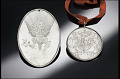 View George Washington peace medal dated 1792 digital asset number 4