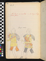 View Book of ledger drawings digital asset number 49