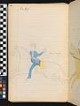 View Book of ledger drawings digital asset number 77