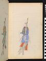 View Book of ledger drawings digital asset number 82