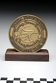 View Commemorative medal with stand digital asset number 0