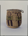 View Basket worn at a woman's waist when picking berries or digging roots digital asset number 2