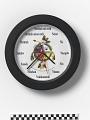 View Clock digital asset number 0