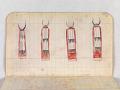 View Book of ledger drawings digital asset number 71