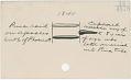 View Calendar stick documenting events from 1833 to 1921 digital asset number 21