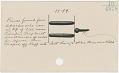 View Calendar stick documenting events from 1833 to 1921 digital asset number 30